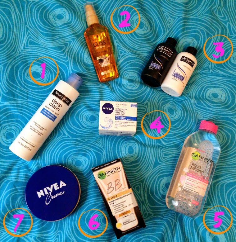 Letmecrossover_blog_michele_mattos_beauty_skincare_makeup_drugstore_nivea_tresemme_bodybell_morning_glow_bioderma_garnier_bb_cream_neutrogena