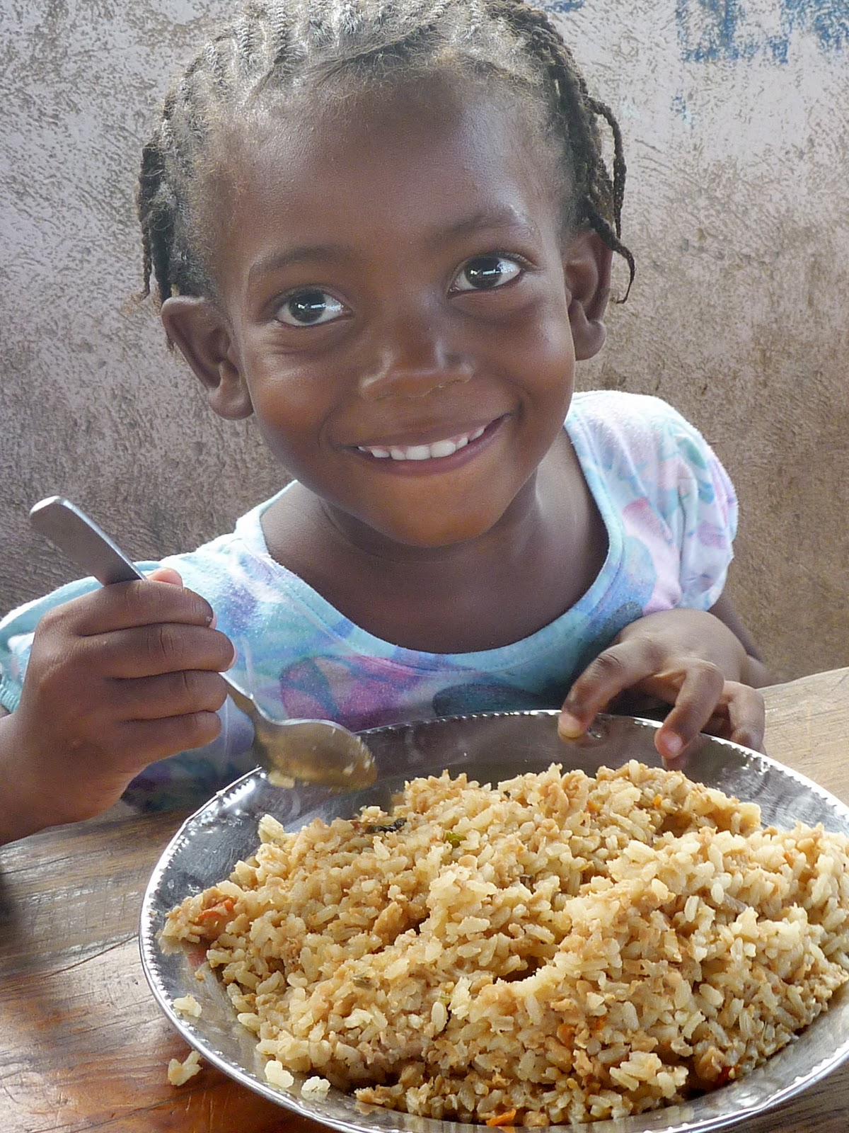 Thanks to feed my starving children fmsc for their donation of pre