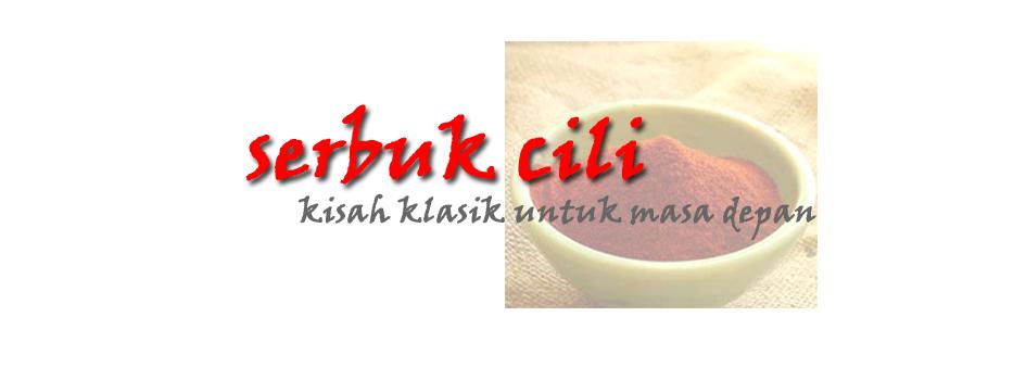 Blog Serbuk Cili