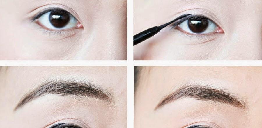 Asian Eyeliner Tutorial New