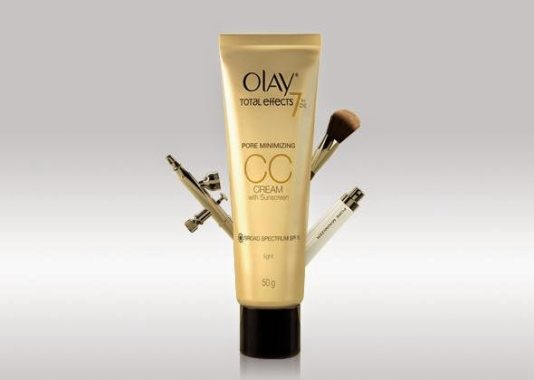 Product Review Olay Total Effects Pore Minimizing CC