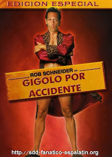 Gigoló por Accidente Poster