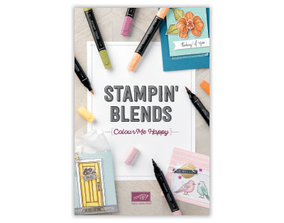 NIEUW! Stampin'blends