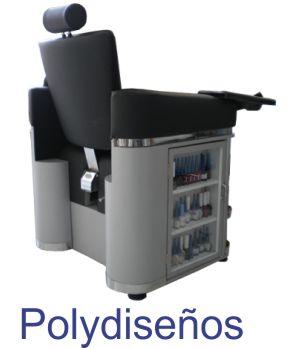 Polydiseños Fabricantes de muebles para peluqueria