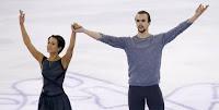PATINAJE ARTÍSTICO - ISU Grand Prix Finals. Stolbova y Klimov se hacen con la victoria por parejas