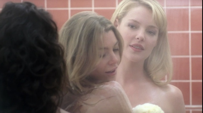 Hot Lesbian Shower Scene 59