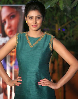 Shamili Stills at Chandamama Kathalu Award Winning Press Meet 2