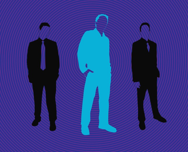Free Business Men Silhouettes