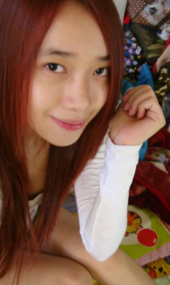 junior girl thong model