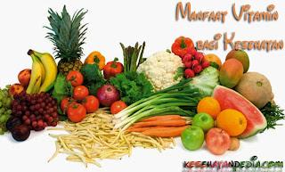 Manfaat Setiap Jenis Vitamin untuk Kesehatan