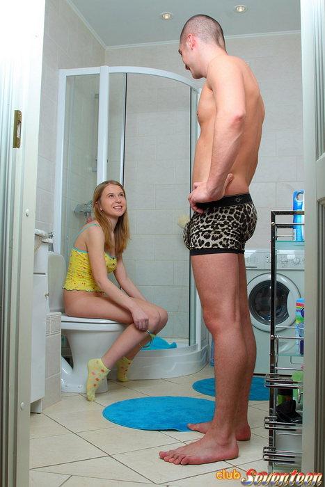 Novinha Transando No Banheiro Putas Novinhas