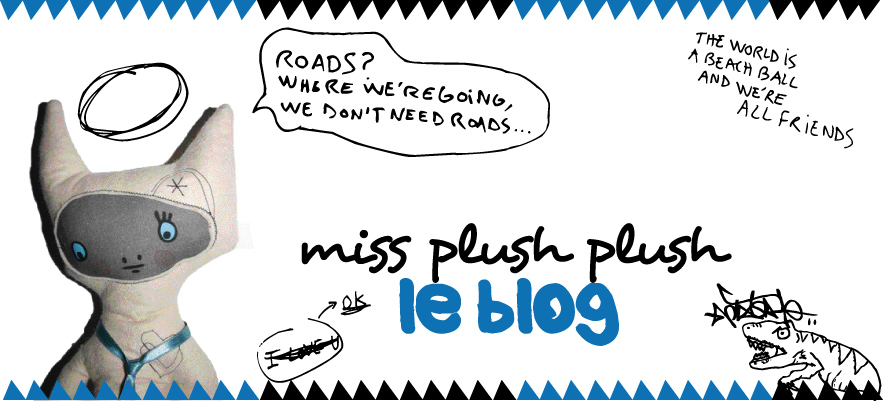 le blog de Miss Plush Plush