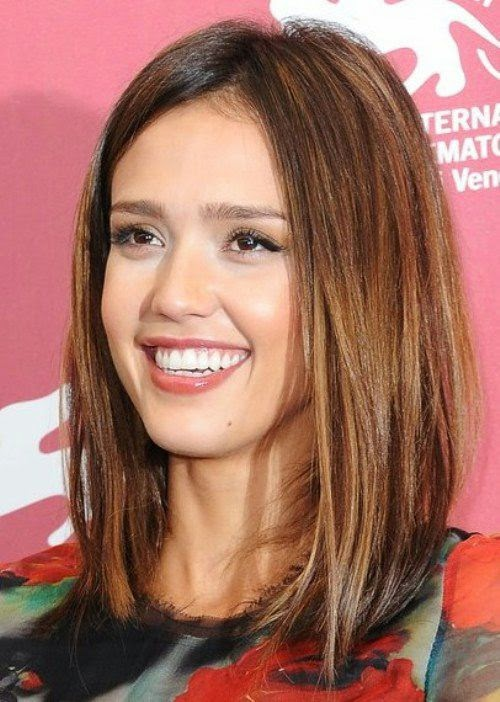 medium hairstyles brunette trends 2015 medium hairstyles brunette ...
