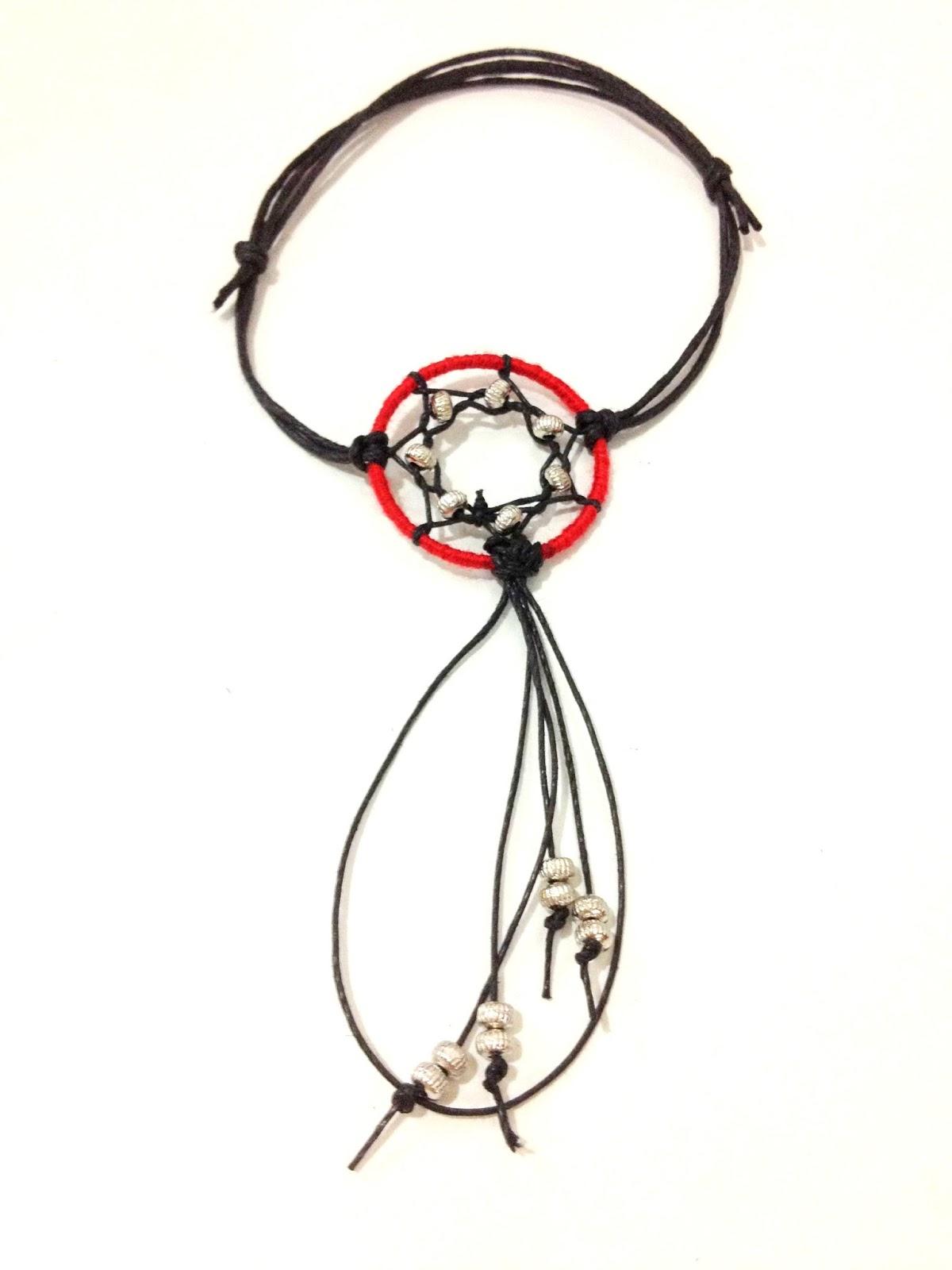 Dreamcatcher Slave Ring Bracelet