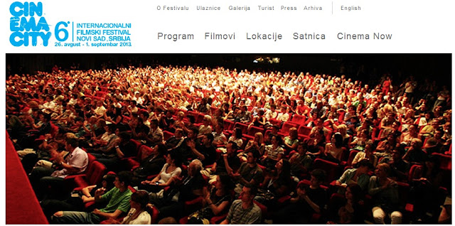 "Festival Cinema City - konkurs ""Up to 10 000 bucks"""