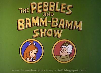 Bam Bam E Pedrita Show  The Pebbles And Bamm Bamm Show    Completo