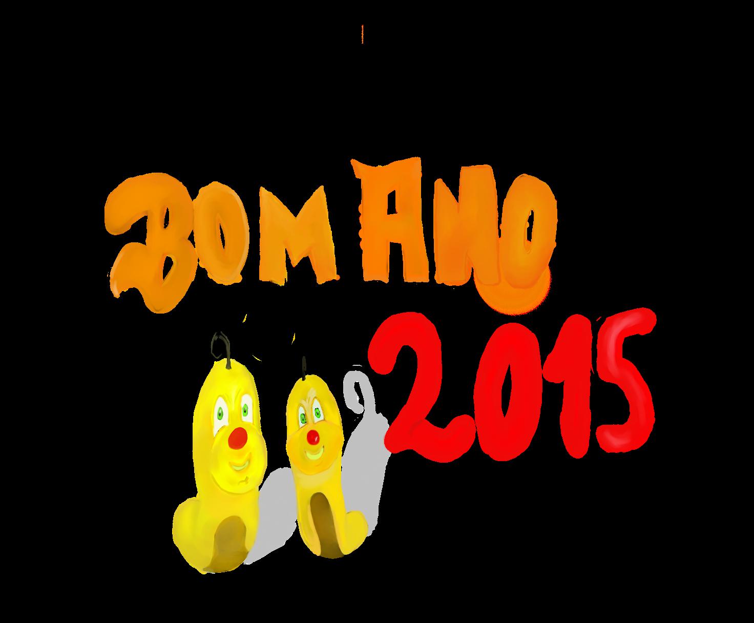 Bom ano de 2015