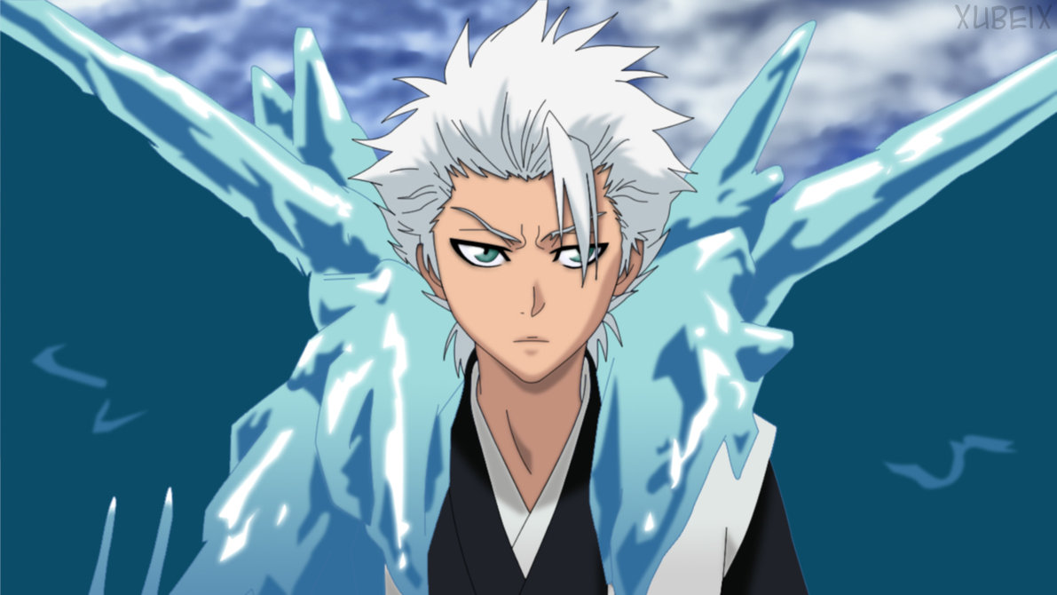Toshiro Hitsugaya Is A Pivotal Character In Tite Kubos Bleach And One Of The Main Allies Our Protagonists Ichigo Kurosaki