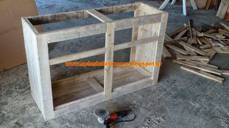 C moda hecha con palets de madera for Trabajos con palets paso a paso