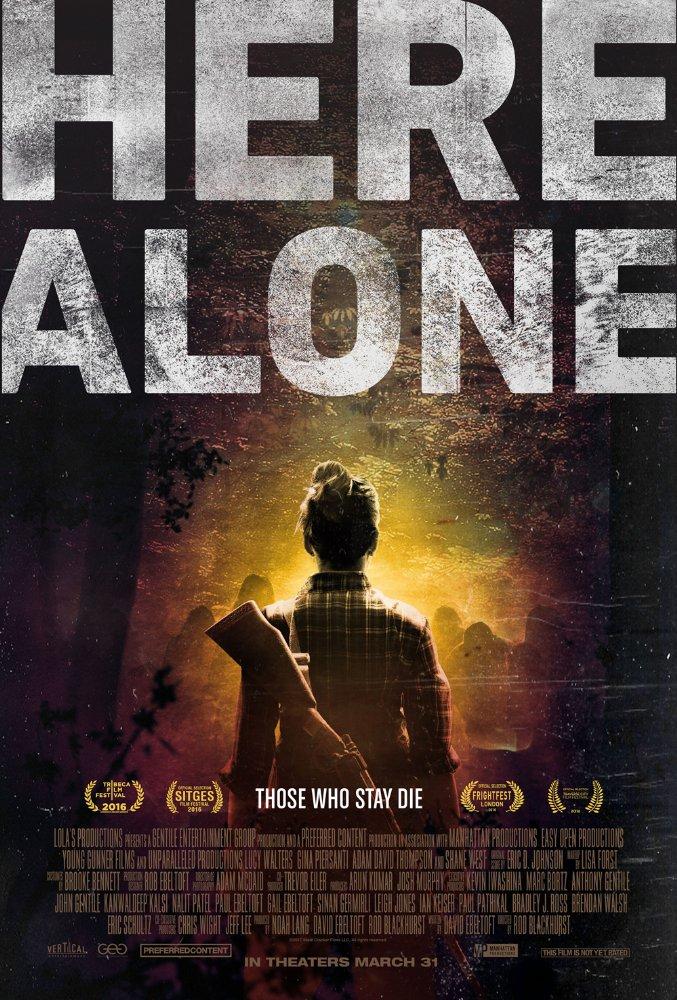 Here Alone Legendado