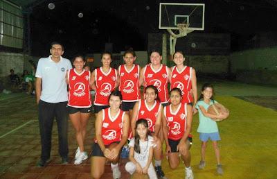 liga femenina de basquet: