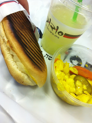 pastrami toast