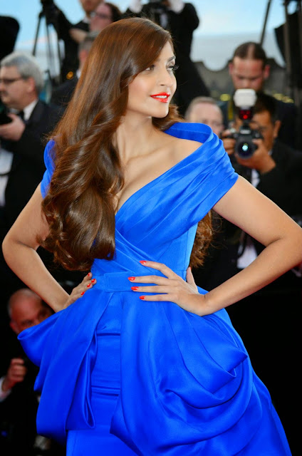 Sonam Kapoor at Cannes Film Festival 2015