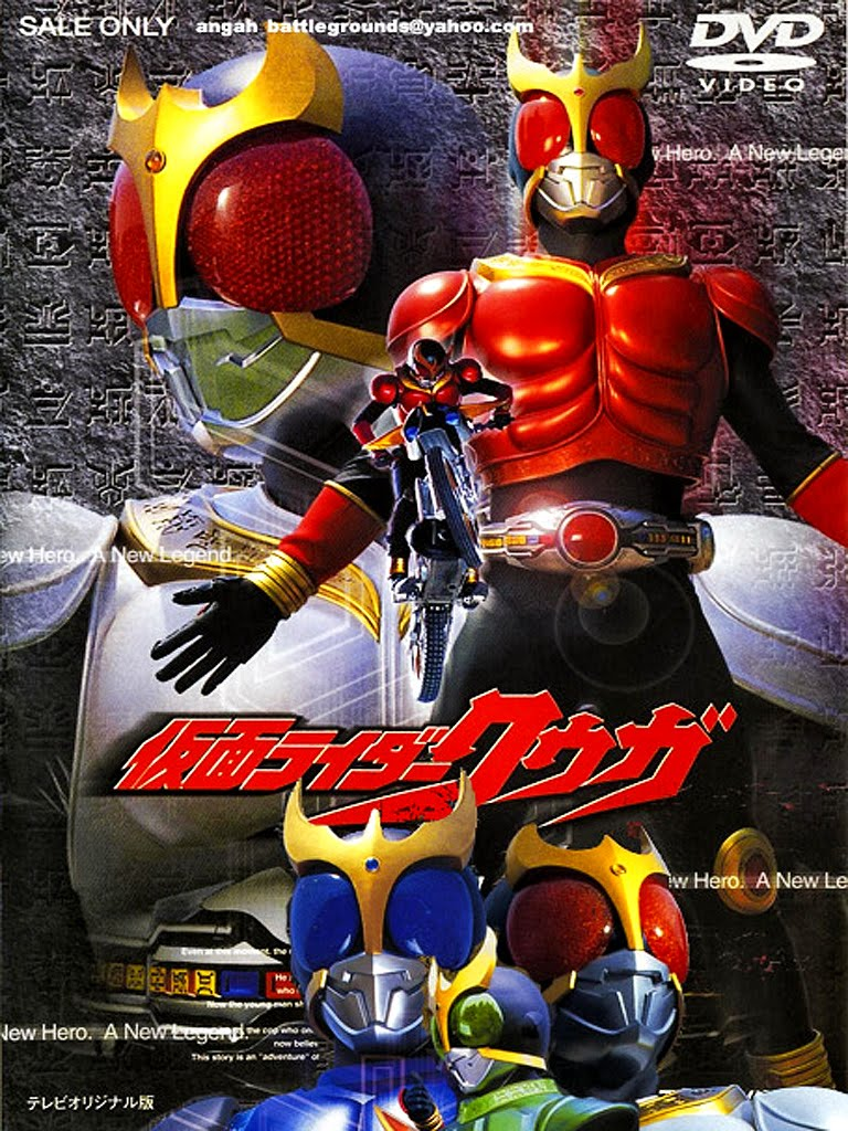 Download full episode Kamen rider kuuga