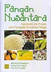 toko buku rahma: buku PANGAN NUSANTARA, pengarang murdijati gardjito, penerbit kencana