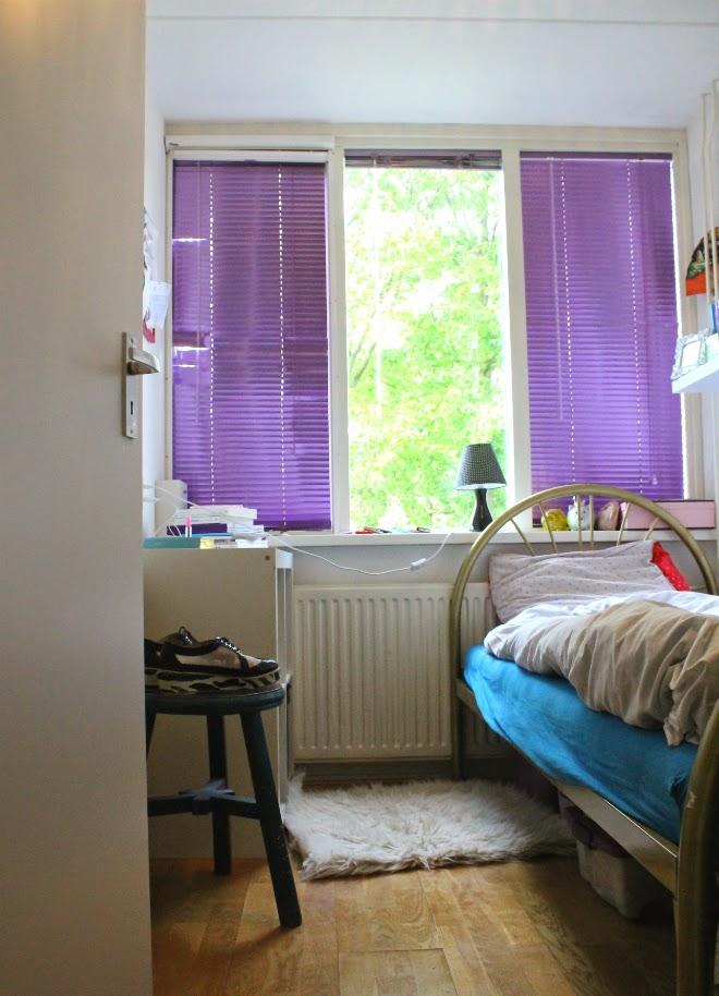 een kleine slaapkamer handig maar leuk inrichten