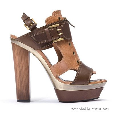 obuv barbara bui vesna leto 2011 16 Жіноче взуття від Barbara Bui
