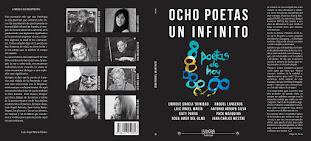 Ocho poetas presentación el 20 de abril en Sala Trovador de Madrid
