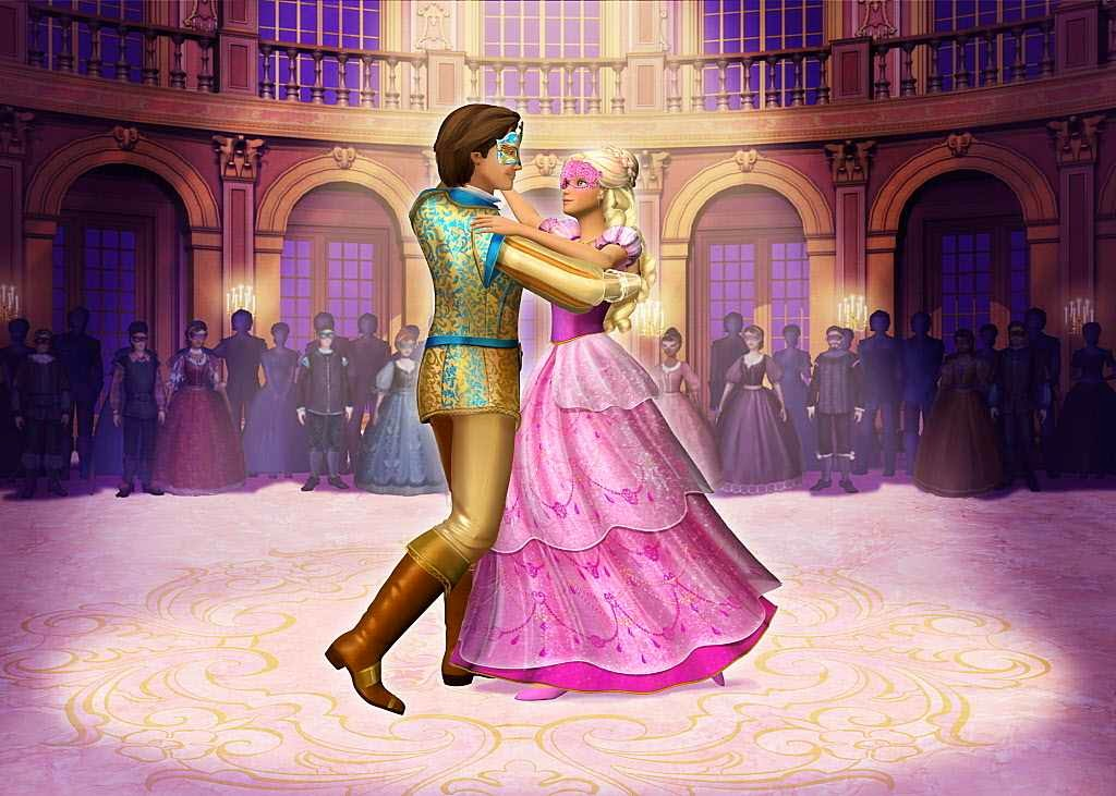 Barbie And The Three Musketeers 2009 Wallpapers Free