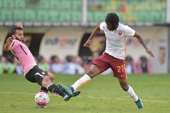 Hasil Pertandingan Serie A Minggu Malam 4 Okt 2015, Palermo 2-4 AS Roma