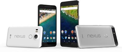 Nexus 6P vs 5X