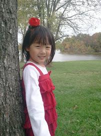 Eliza age 4