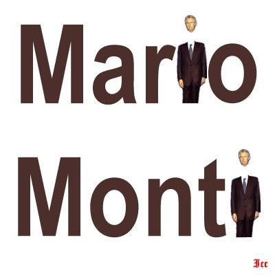 Variazioni sulla parola Monti