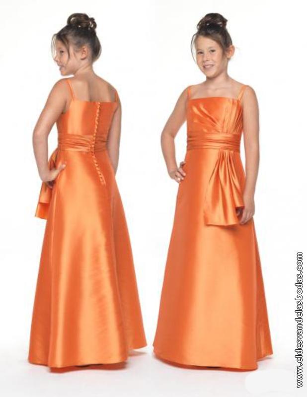 Aquí podréis ver algunos vestidos para vuestras jovencitas