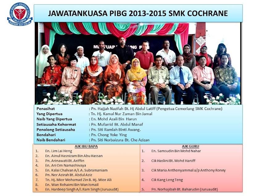 AJK PIBG Sesi 2013-2015