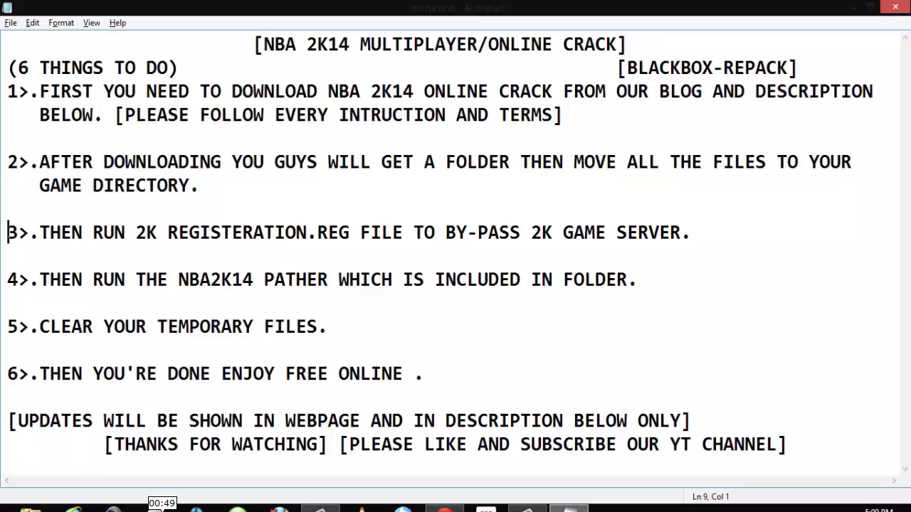 nba 2k14 computer download free