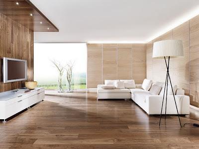 diseño de sala minimalista