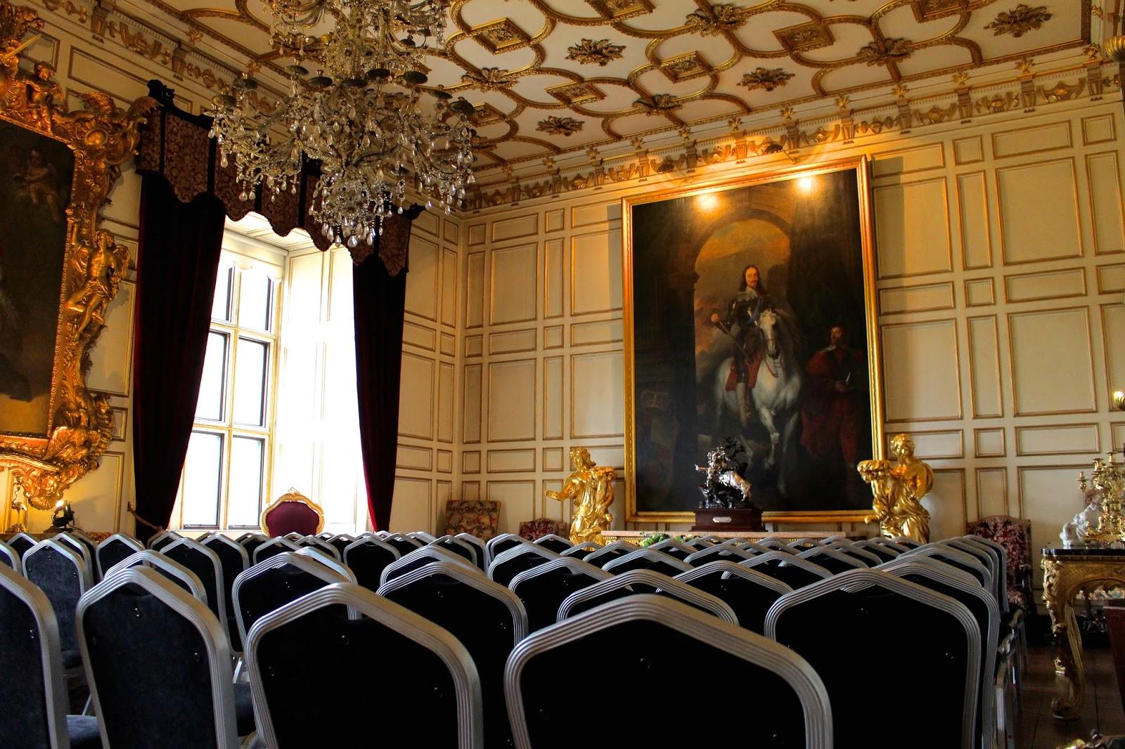Warcwick Castle Blog Review