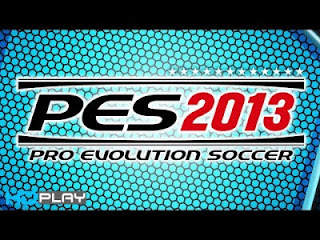 Download PES 2013 V.1.05 Apk + Data For Android