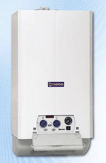 Caldaia è un impianto di riscaldamento e un apparecchio che tramite un processo di combustione distribusce nell' appartamento circostamnte aqua calda