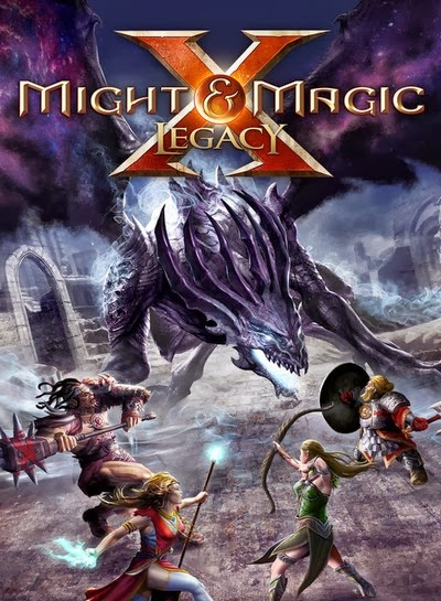 Download Game Might & Magic X Legacy Single Link Full Version