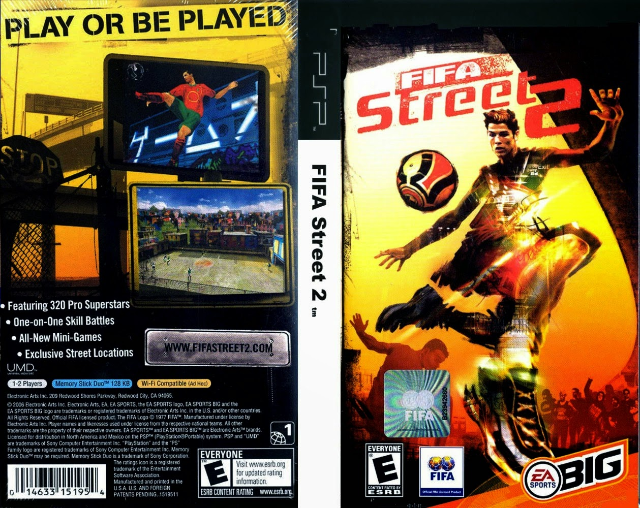 fifa street 4 pc iso download