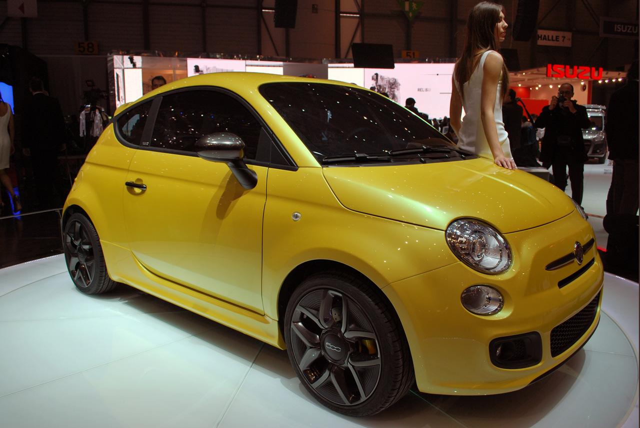 2012 FIAT 500 COUPE ZAGATO