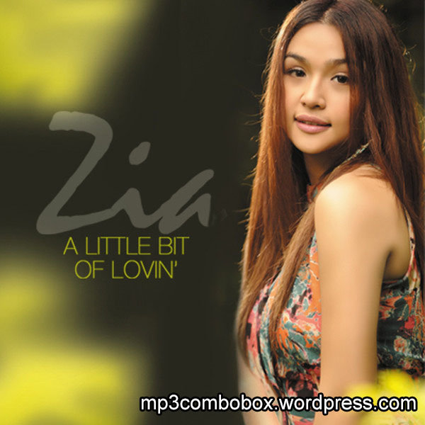 Zia Quizon - Little Bit of Lovin (2013) ~ Pareng Pirata