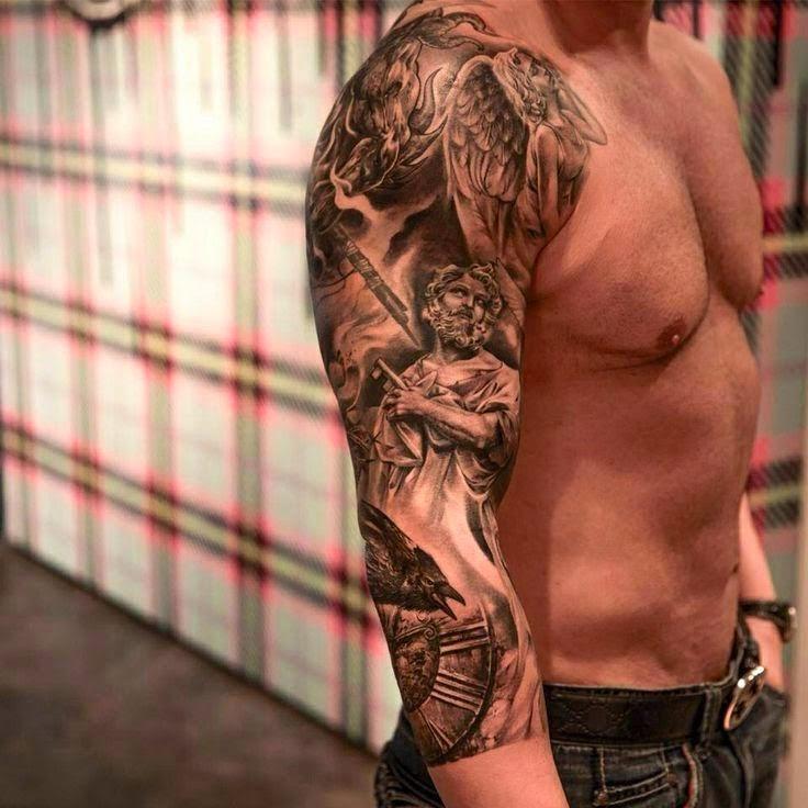 Tattoos Design On Arms #3.