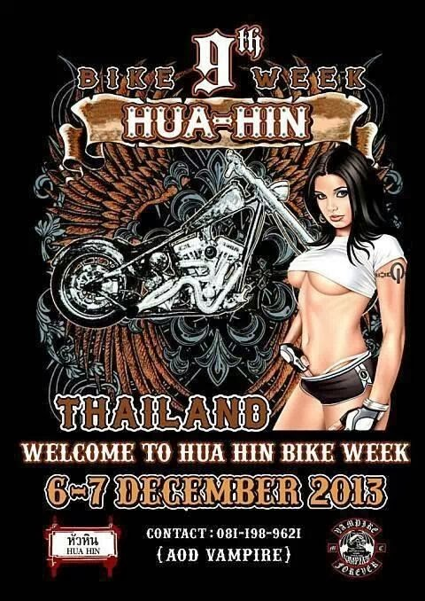 HUA HIN BIKE WEEK